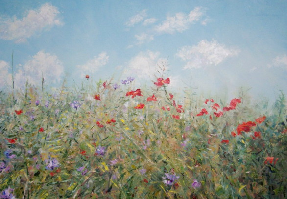 Gerry Miller, Poppy Field